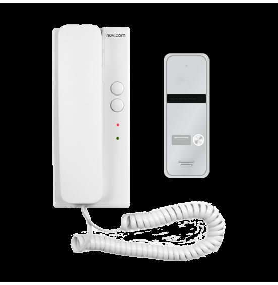 VOICE KIT - комплект из аудиотрубки и вызывной панели, ver. 4123