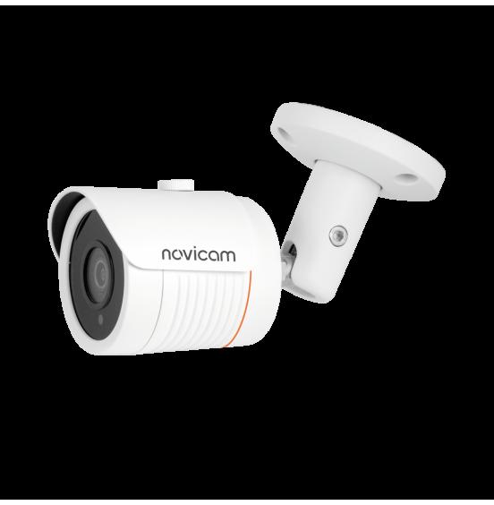 BASIC 53 - уличная пуля IP видеокамера 5 Мп, ver. 1403