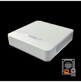 NR1604 - 8 канальный IP видеорегистратор c PoE, ver. 3050