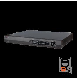 TR2116F - 16 канальный видеорегистратор 5 в 1 и IP до 6 Мп, ver. 3080