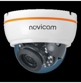 BASIC 36 - купольная внутренняя IP видеокамера 3 Мп, ver. 1358