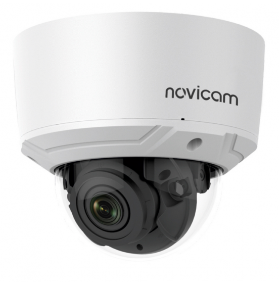Novicam NC4007 - купольная уличная IP видеокамера 2 Мп, ver. 4007