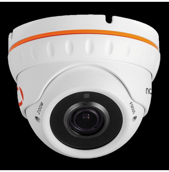 BASIC 57 - купольная уличная IP видеокамера 5 Мп, ver. 1404