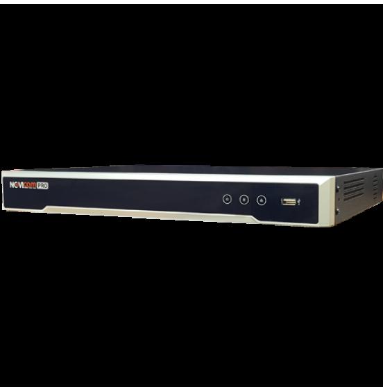 NR2816 - 16 канальный IP видеорегистратор, ver. 3104
