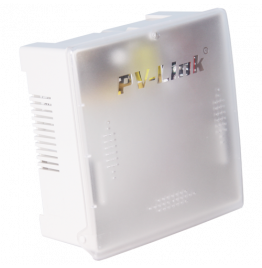 PV-DC5AP+ - профессиональный стабилизированный блок бесперебойного питания DC 12 В, 5 А с отсеком коммутации для АКБ, внутреннее исполнение, ver. 2018