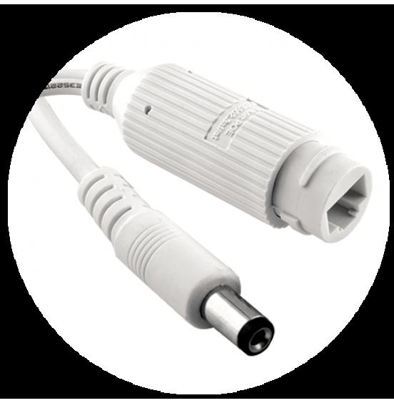 PV-POE01MS - сплиттер PoE с базовой скоростью передачи данных 10/100 Мбит/с, ver. 235