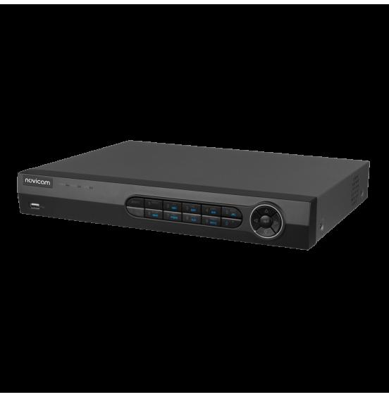 FR1204 - 4 канальный видеорегистратор 5 в 1 и IP до 8 Мп, ver. 3076