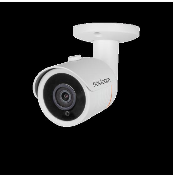 BASIC 53 - уличная пуля IP видеокамера 5 Мп, ver. 1392