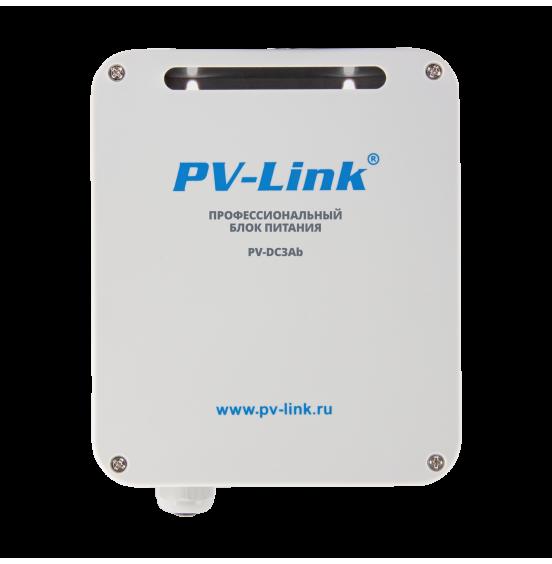 PV-DC3Ab без АКБ - профессиональный стабилизированный блок бесперебойного питания DC 12 В, 3 А с герметичным отсеком для коммутации, всепогодное исполнение IP66, ver. 2058