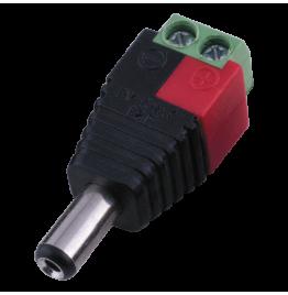 PV-T2F - коннектор DC Female для подключения питания, ver. K90