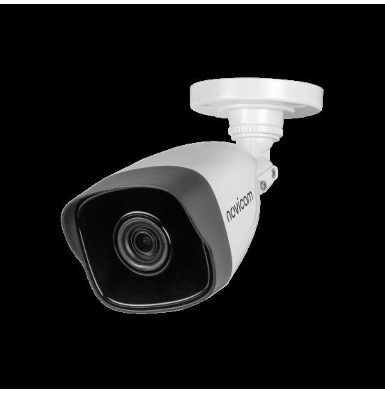 PRO 43 - уличная пуля IP видеокамера 4 Мп с микрофоном, ver. 1381