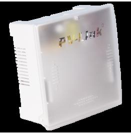 PV-DC3AP+ - профессиональный стабилизированный блок бесперебойного питания DC 12 В, 3 А с отсеком коммутации для АКБ, внутреннее исполнение, ver. 2017
