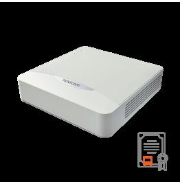 NR1604 - 8 канальный видеорегистратор 5 в 1 и IP до 5 Мп, ver. 3047