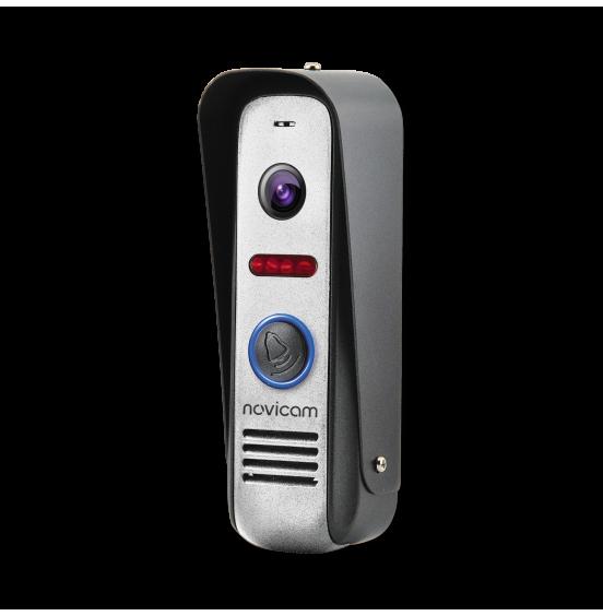 MASK SILVER - вызывная панель 800 ТВЛ, ver. 4607