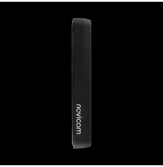 FANTASY MRK HD BLACK - HD вызывная панель 1.3 Мп со СКУД, ver. 4713