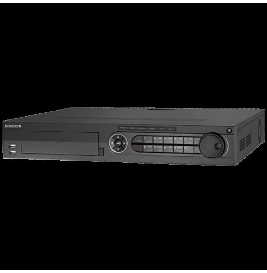 TR4216F - 16 канальный видеорегистратор 5 в 1 и IP до 8 Мп, ver. 3022